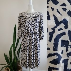 VTG 80's Lady Carol of New York Dress